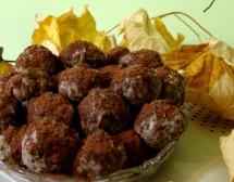 Енергийни бонбони с кестени и маково семе