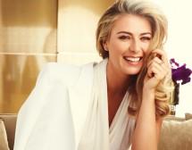 Мария Шарапова лице на Luxe на Avon