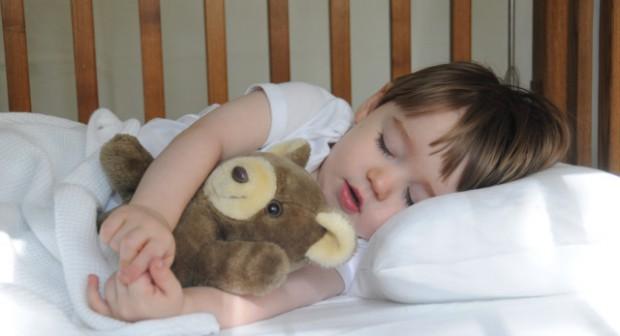 Нов метод за приспиване на деца