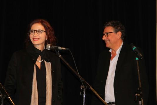 Castellito & Mazzantini at CineLibri