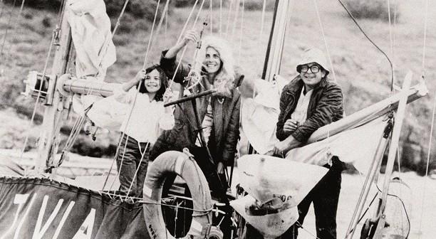 Вятър в платната с Дончо, Джу и Яна Папазови
