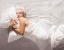 В легло с Мерилин