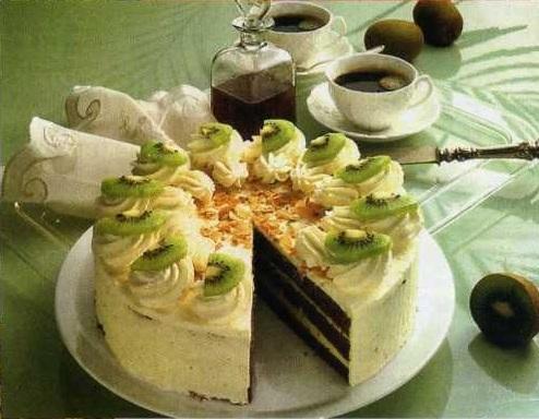 torta kivi