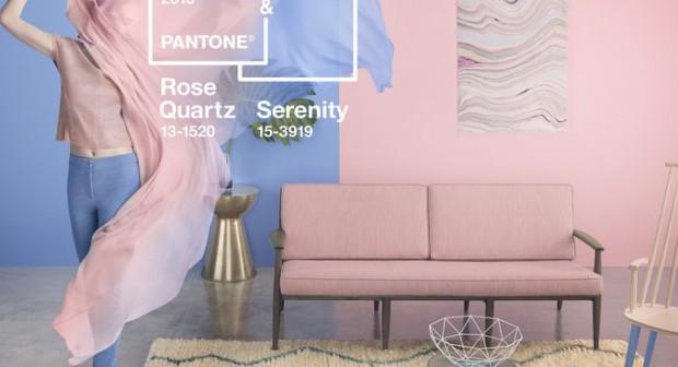 """""""Ведро синьо"""" и """"розов кварц"""" са цветовете на 2016 г."""