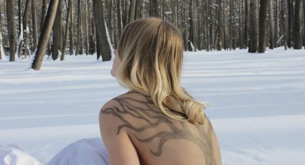 Зимата и кожата
