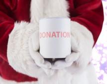 57% от българите дават пари за благотворителност по Коледа