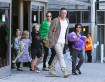 Домашната педагогика на Брад Пит и Анджелина Джоли