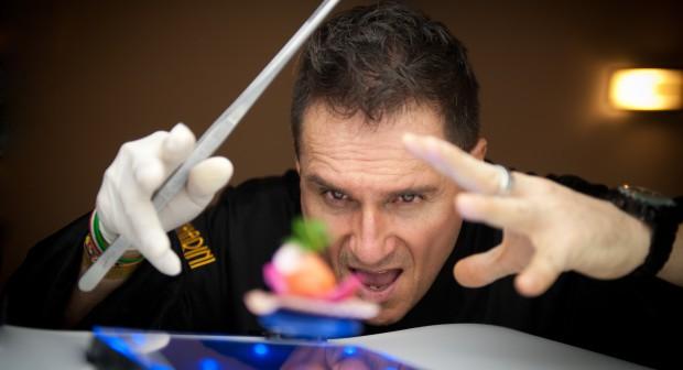 Джанфранко Киарини – за кулинарната магия