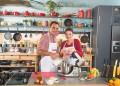 Стоян и Лора разкриват тънкостите в готвенето с видео уроци