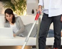 Мъжете, които помагат вкъщи, се радват на най-добър секс