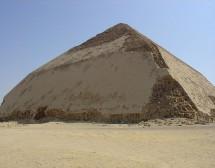 Космически частици разкриват тайни на египетските пирамиди