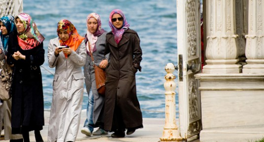 women-istanbul