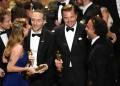 Лео взе Оскара!