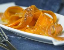 Салата от моркови и джинджифил