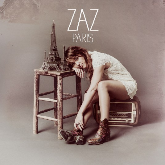 ZAZ - PARIS - International Album_frontcover_12