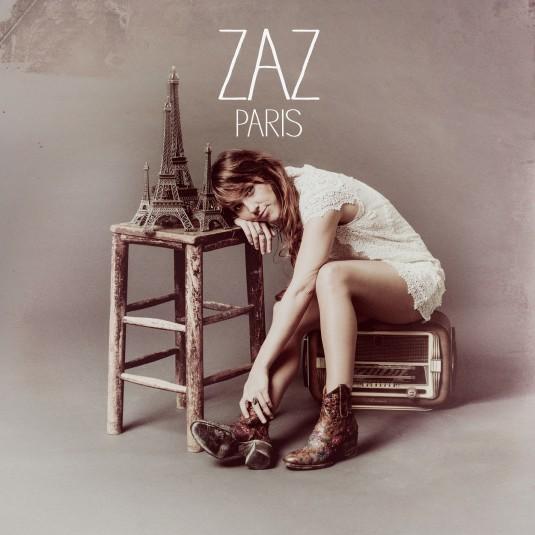 ZAZ - PARIS - International Album_frontcover_12