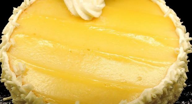 Торта с рикота и лимончело
