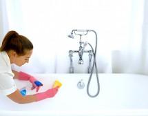 Как да изчистим банята до блясък – гениални трикове