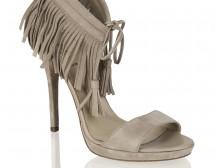 Ресни в обувките