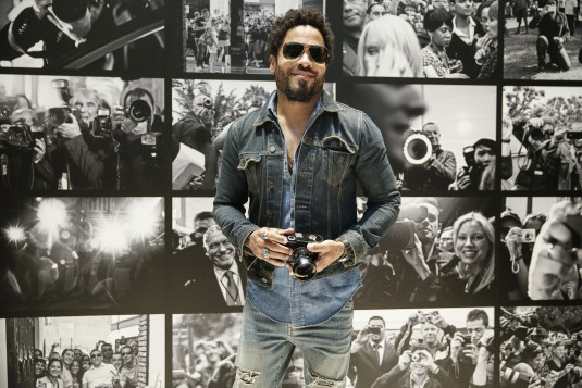 Leica - Flash by Lenny Kravitz Vernissage In Wetzlar