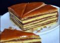 Класическа унгарска Добош торта