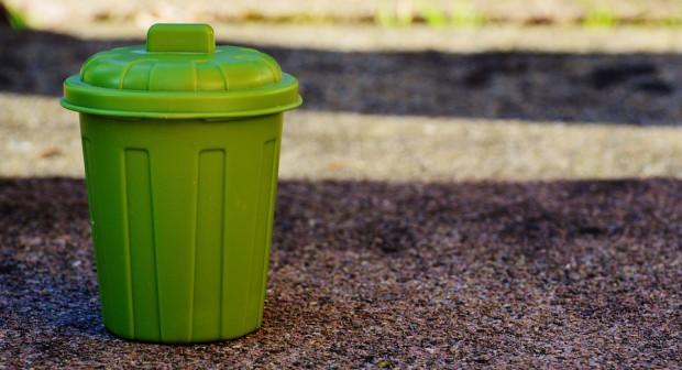 Размишления за кофа за боклук. Открадната