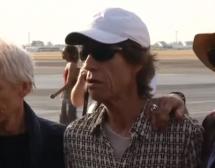 Rolling Stones пристигнаха в Куба за исторически концерт