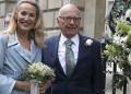 Рупърт Мърдок се венча за бившата жена на Мик Джагър