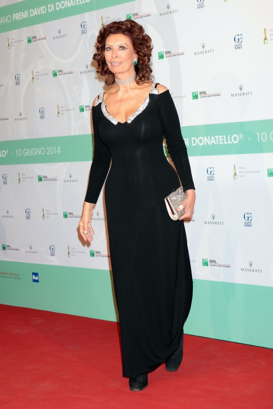 David Di Donatello Awards Ceremony - Arrivals