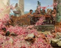 Римляните пиели парфюмите