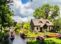 Приказното село Гитхорн – холандската Венеция