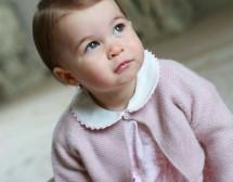 Принцеса Шарлот навършва 1 годинка