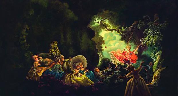 Мария Антоанета: поредно презареждане