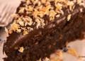 Торта с кокос и шоколад