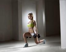 Фитнес модел и професионален диетолог с книга за перфектна форма