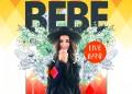 Испанската певица Bebe с три концерта през юни