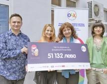 """Над 50 000 лв. събра дарителската кампания """"За да те има"""""""