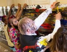 Уникални творби на художника Стивънс Вон за първи път у нас