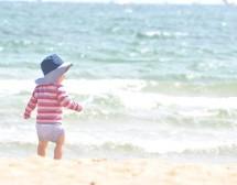 Малките деца не трябва да ходят на море