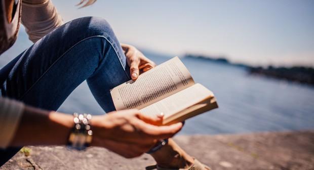 Никога не спорете с жена, която чете