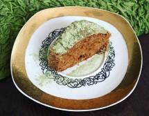 Джинджифилов кекс с карамелизирано масло