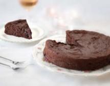 Пикантна шоколадова торта