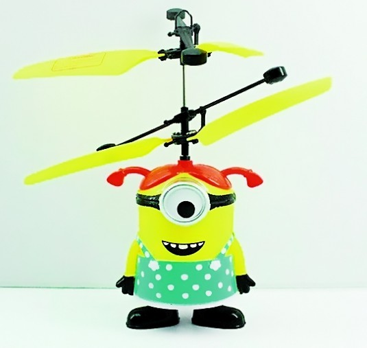 Best-Seller-Service-2016-Remote-Control-RC-Helicopter-Flying-Despicable-...