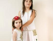 Деца-лидери с авторски модели на фолклорни носии