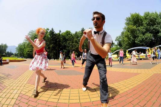 Dancing Sofia