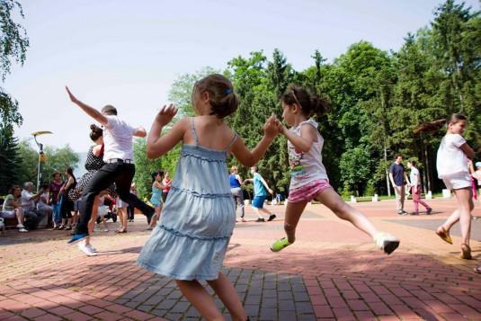 Dancing Sofia RockNRoll