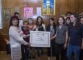 Grand Optics & Joy Optics връчиха чек за деца с нарушено зрение