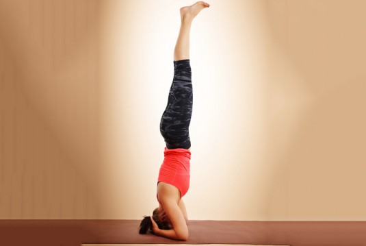 Shirshasana-yoga