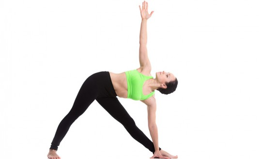 Triangle-Pose-yoga