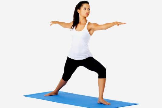 Warrior-Pose-yoga